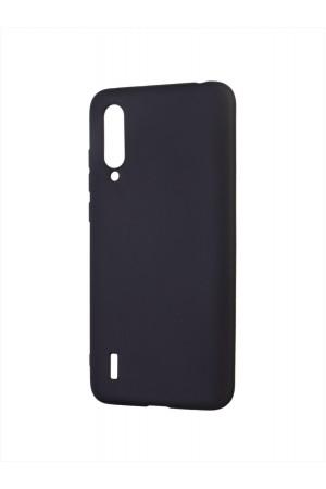 Чехол силиконовый для Xiaomi Mi 9 Lite, черный
