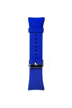Силиконовый ремешок для Samsung Gear Fit 2, синий, FT-0013