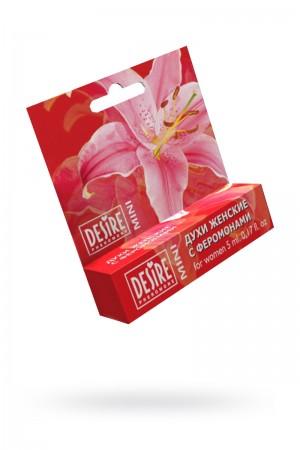 Духи с феромонами Desire №16 Lacoste Pink мини 5 мл жен.