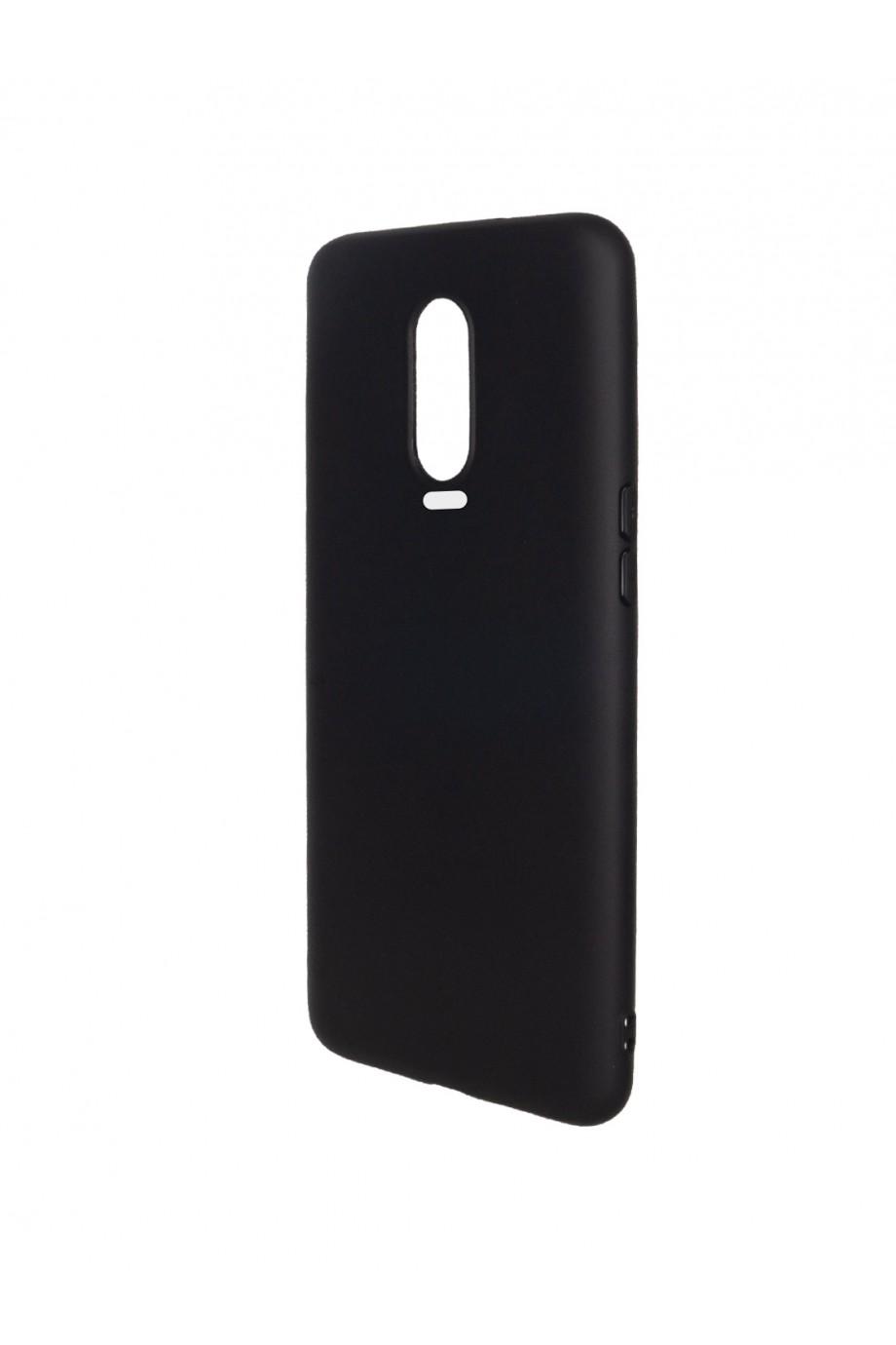 Чехол силиконовый для OnePlus 6T, черный