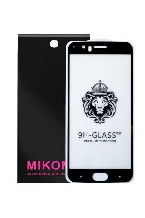 Защитное стекло 5D Mikomo для OnePlus 5, черная рамка, полный клей