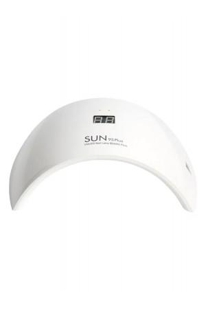 Лампа для сушки лака Sun 9S Plus, LED/UV, 24 Вт, белый