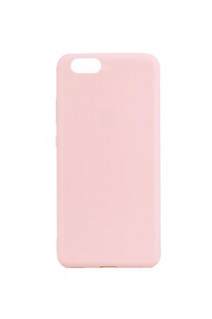 Чехол силиконовый для Huawei Y5 Prime 2018, розовый