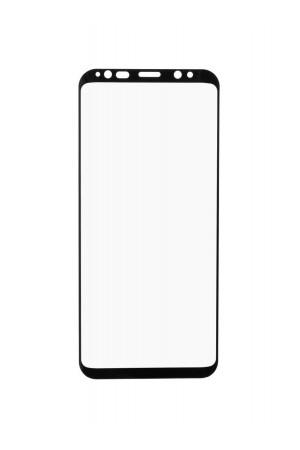Защитное стекло 3D Hoco для Samsung Galaxy S9, черная рамка