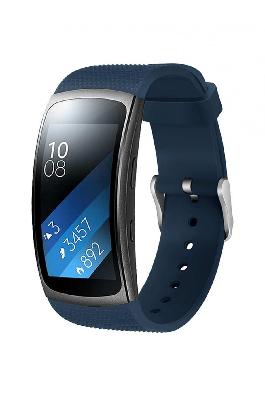 Силиконовый ремешок для Samsung Gear Fit 2, FT-0002