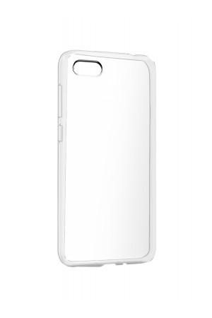 Чехол силиконовый для Huawei Y5 Prime 2018 , прозрачный