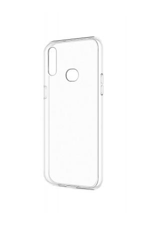 Чехол силиконовый для Samsung Galaxy A10S, прозрачный