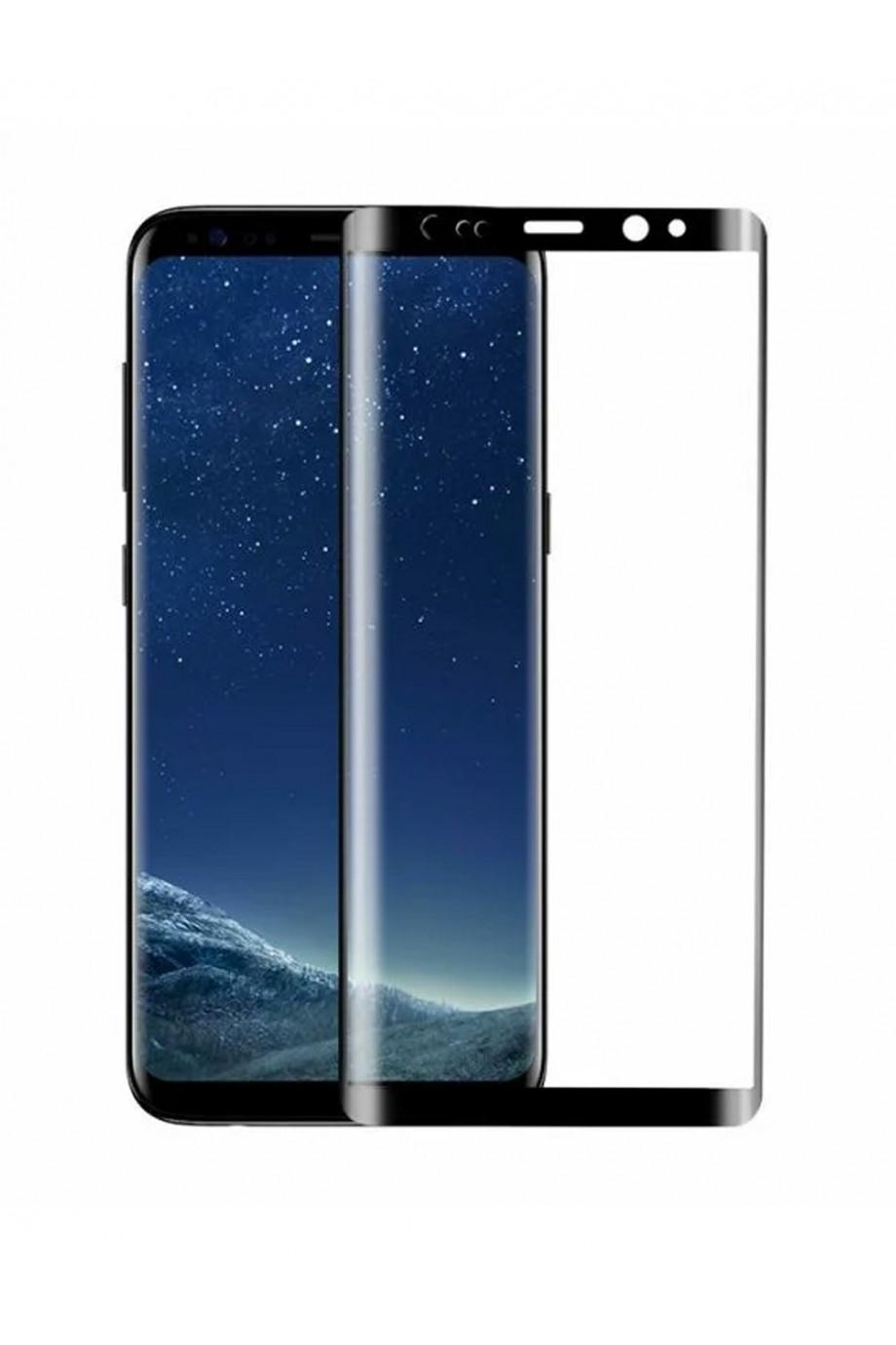 Защитное стекло 3D Hoco для Samsung Galaxy Note 9, черная рамка