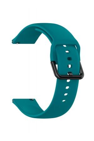 Силиконовый ремешок для Amazfit Bip Lite, 20 мм, застежка пряжка, S90-006