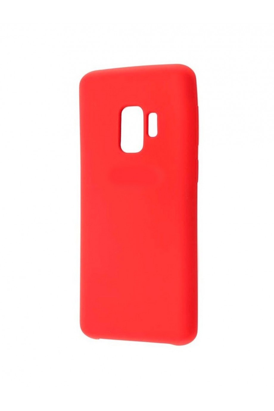Чехол TPU для Samsung Galaxy S9, мягкая подложка, красный