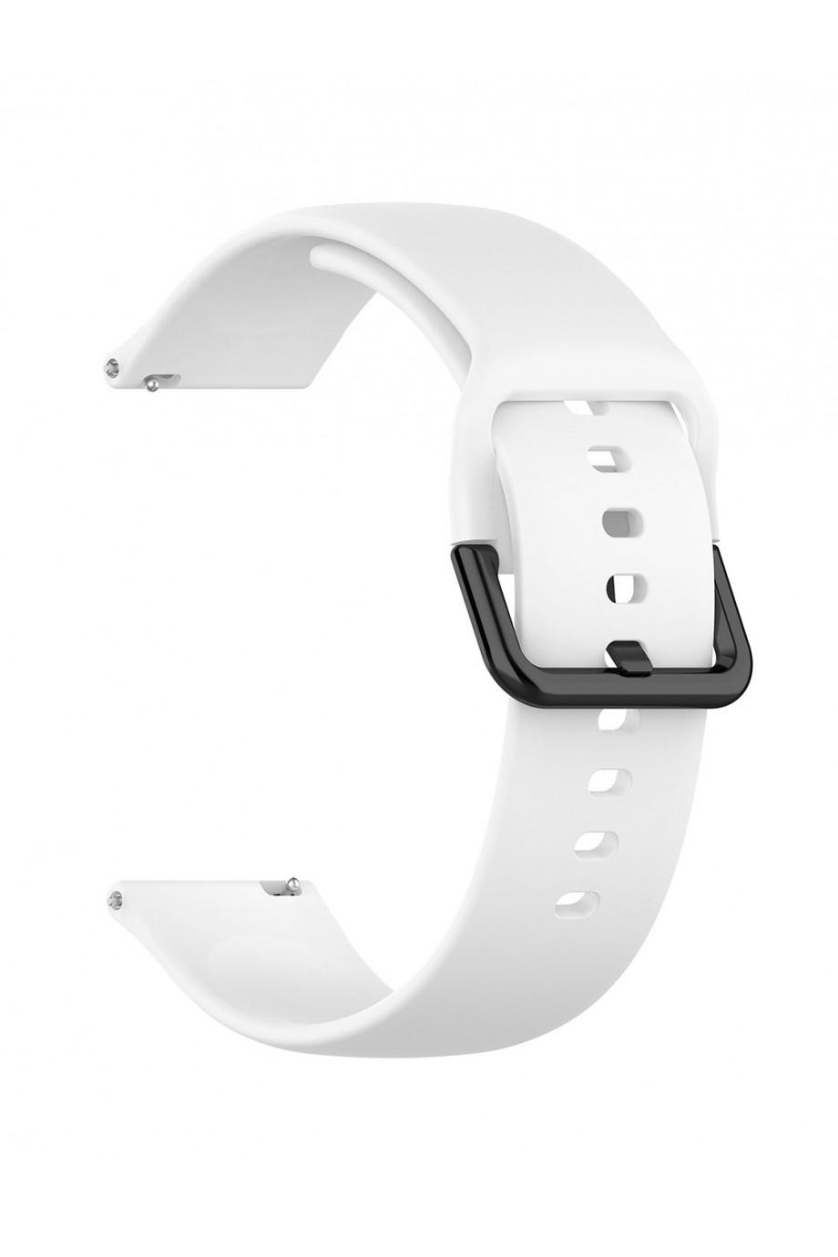 Силиконовый ремешок для Amazfit Bip, 20 мм, застежка пряжка, S90-004