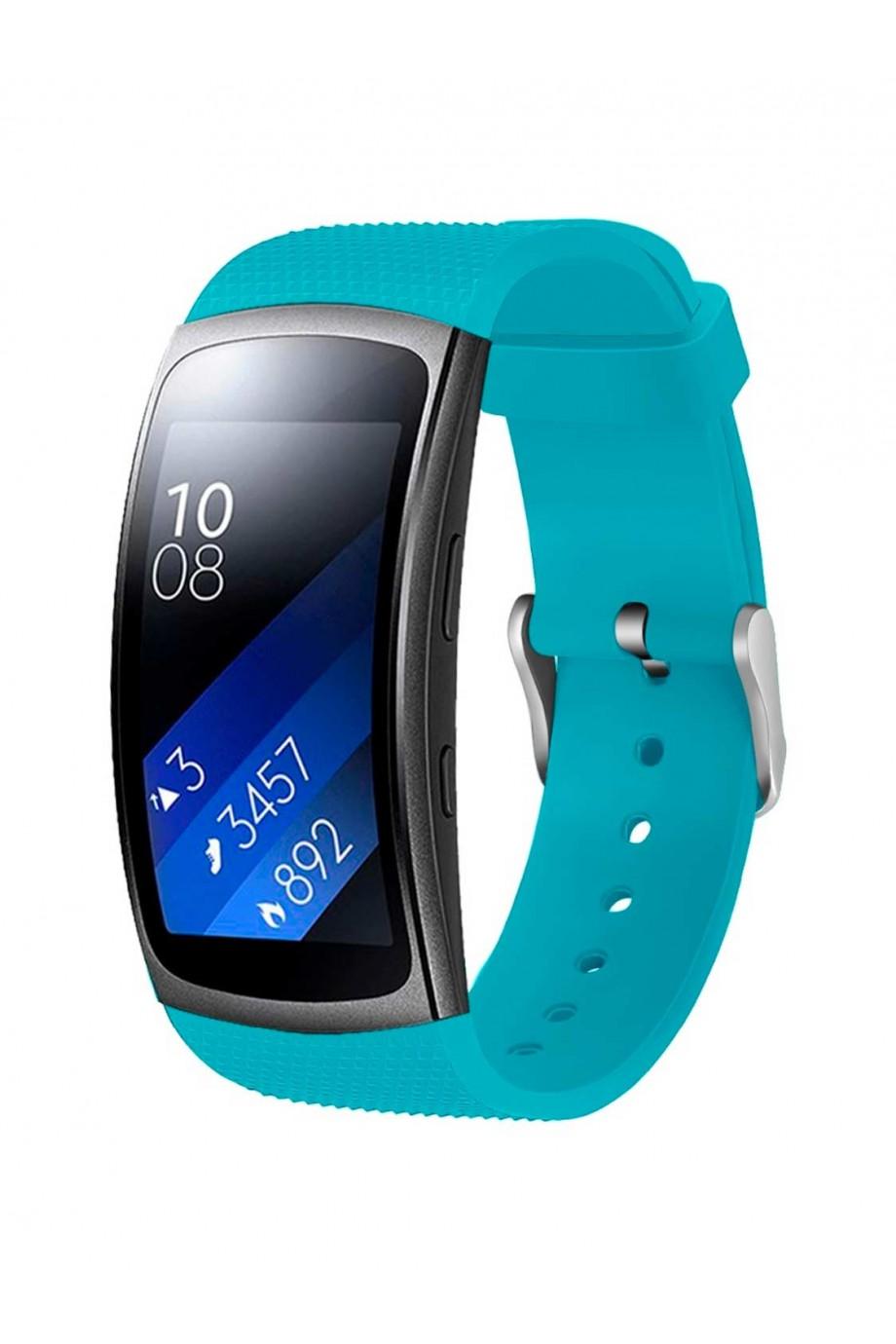 Силиконовый ремешок для Samsung Gear Fit 2, FT-0004