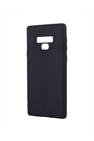Чехол силиконовый для Samsung Galaxy Note 9, черный