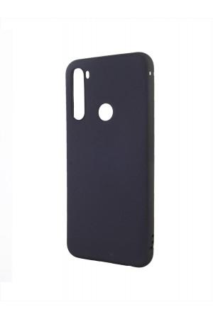 Чехол силиконовый для Xiaomi Redmi Note 8T, черный