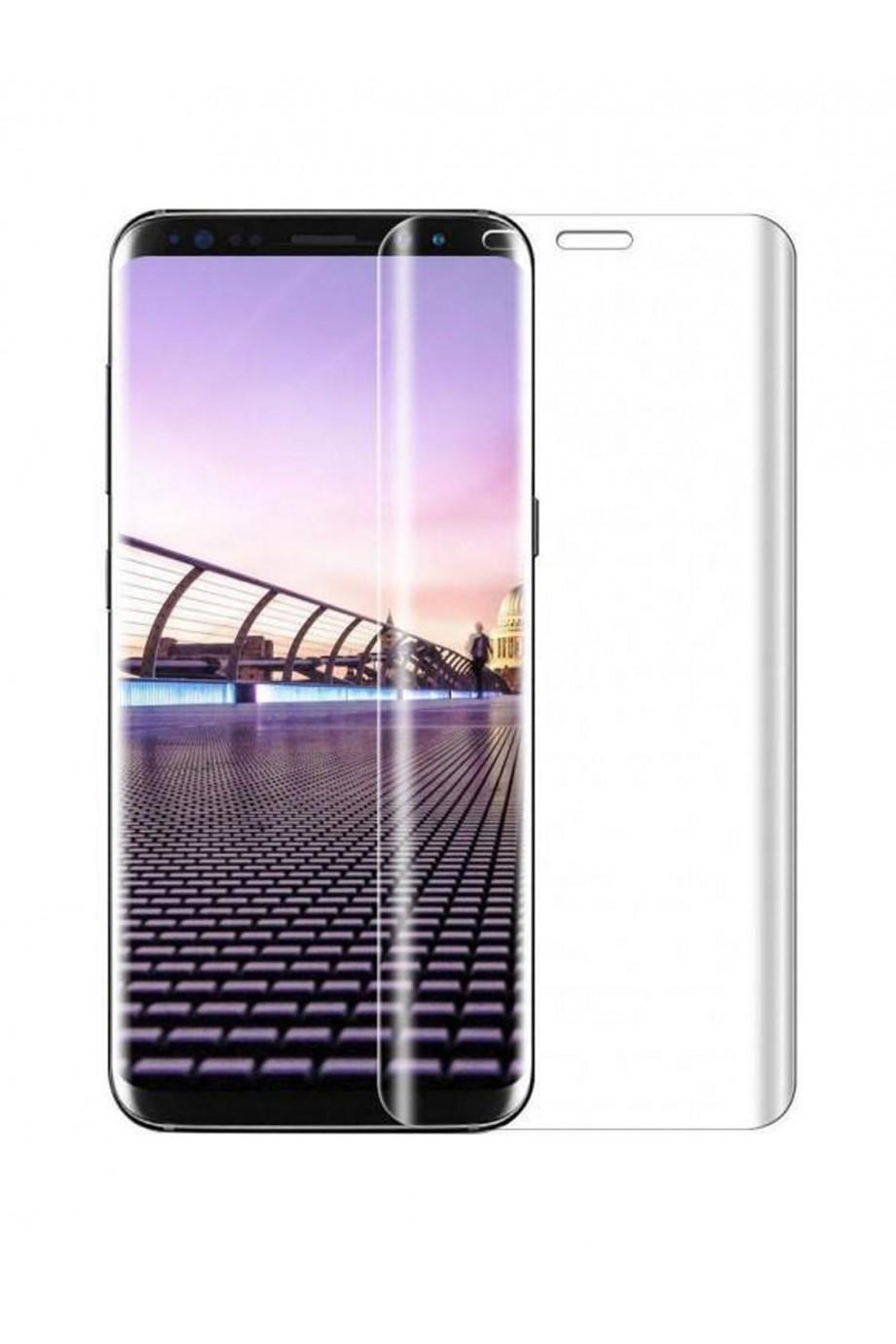 Защитное стекло 3D Ainy для Samsung Galaxy S8
