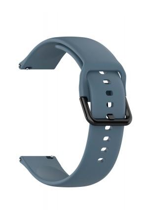 Силиконовый ремешок для Amazfit Bip, 20 мм, застежка пряжка, S90-005