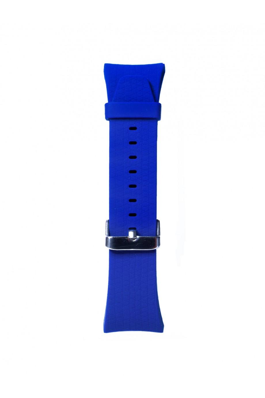 Силиконовый ремешок для Samsung Gear Fit 2 Pro, синий, FT-0013