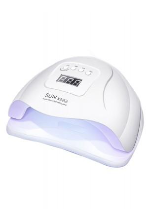 Лампа для сушки лака Sun X5 Plus, LED/UV, 54 Вт, белый