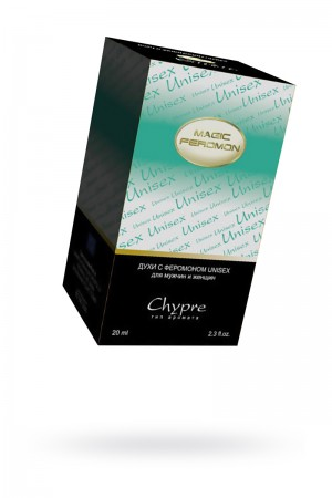 Духи с феромонами Desire Unisex Chypre 20 мл