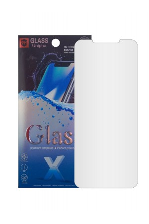 Защитное стекло GLASS Unipha для iPhone XS