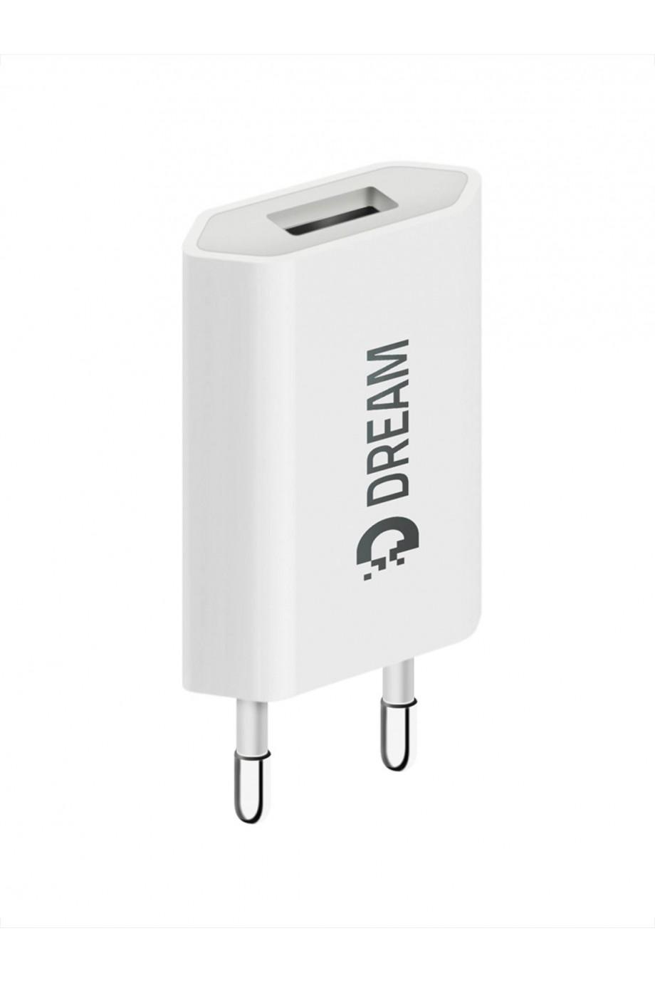 Зарядное устройство Dream PA1, 1 USB, 1 А