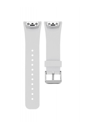 Силиконовый ремешок для Samsung Gear Fit 2 Pro, белый, FT-0014