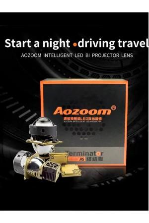 Светодиодная линза Aozoom A7, 3.0 дюйма, 5500K, 2шт
