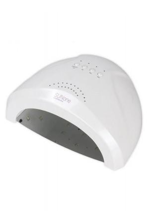 Лампа для сушки лака Sun One, LED/UV, 24/48 Вт, белый