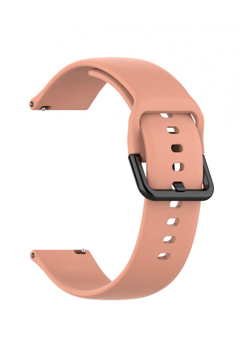 Силиконовый ремешок для Amazfit Bip, 20 мм, застежка пряжка, S90-010