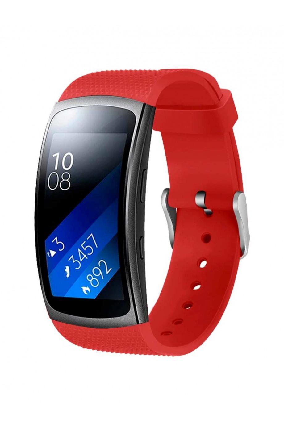 Силиконовый ремешок для Samsung Gear Fit 2, FT-0007