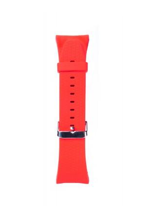 Силиконовый ремешок для Samsung Gear Fit 2, красный, FT-0010