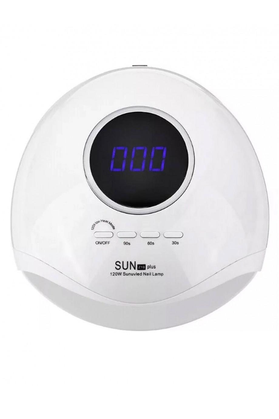 Лампа для сушки лака Sun Z18 Plus, LED/UV, 120 Вт, белый