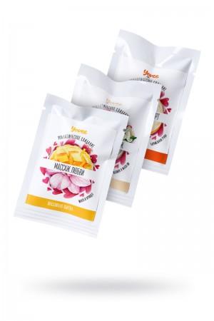 Набор плиток для массажа Yovee by Toyfa Романтическое свидание, 3 аромата по 10 гр.